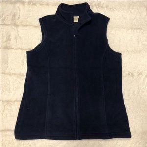 Women's LLBean Vest - Medium